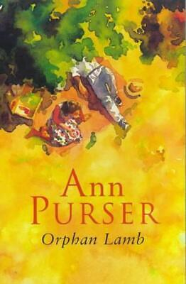 Orphan Lamb By Ann Purser, Paperback Used Book, Acceptable, FREE & FAST Delivery • 2.49£