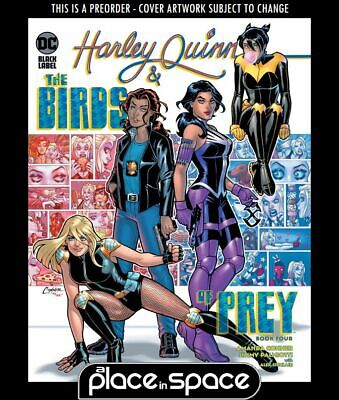 (wk05) Harley Quinn And The Birds Of Prey #4a - Preorder Feb 3rd • 5.50£