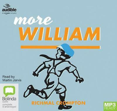 More William By Richmal Crompton (English) Free Shipping! • 16.99£
