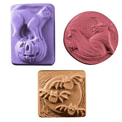 $8.99 • Buy Halloween 1 Soap Mold By Milky Way Soap Molds - MW82