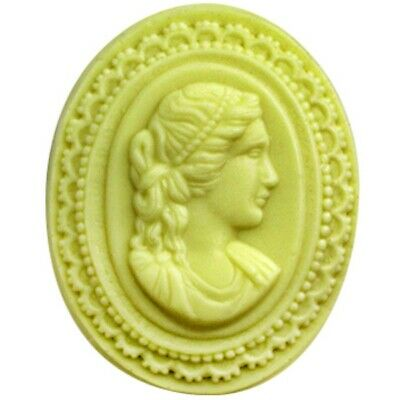 $8.99 • Buy Large Cameo Soap Mold - MW278