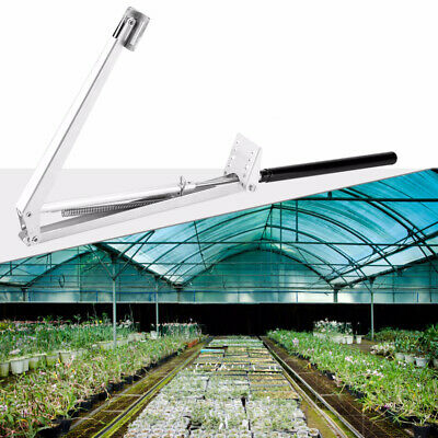 Automatic Greenhouse Window Roof Vent Opener Solar Auto Heat Sensitive Temp Kits • 19.97£