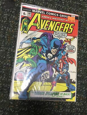 Avengers: Earth's Mightiest Heroes Issue 107 (January 1973) • 9.99£