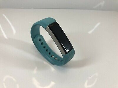 $ CDN34.09 • Buy REFURBISHED Fitbit Alta Fitness Sleep Wristband - Activity Tracker - Cyan Small
