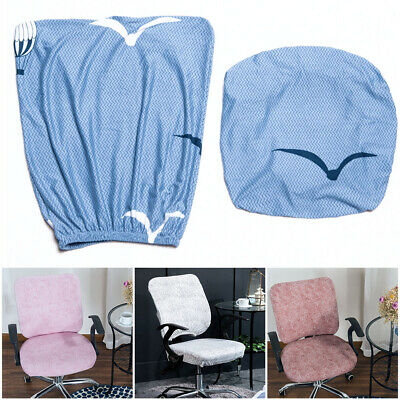 AU15.14 • Buy Home Swivel Chair Cover Separate Computer Office Dustproof Stretchable Removable