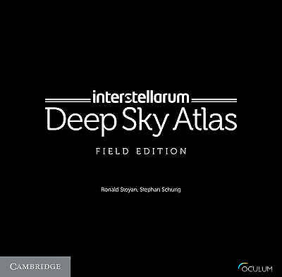 Interstellarum Deep Sky Atlas, Stoyan, Ronald,  • 110.60£
