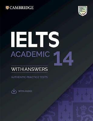 IELTS 14 Academic Student's Book With Answers With Audio, Cambridge University P • 28.96£