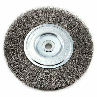$ CDN9.87 • Buy Forney 72747 Wire Bench Wheel Brush Fine Crimped With 1/2-Inch And 5/8-Inch A...