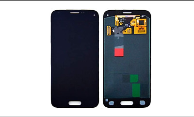 LCD Screen For Samsung Galaxy S4 Mini BLACK Replacement Touch Digitizer Assembly • 44£