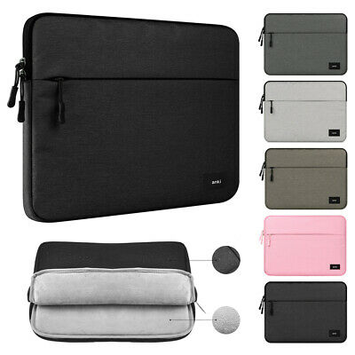 AU20.99 • Buy Waterproof Laptop Bag Sleeve Case Notebook Cover For MacBook HP Dell Lenovo