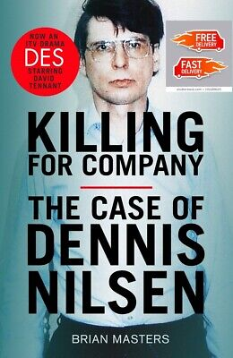 Killing For Company Paperback Book By Brian Masters Behind The ITV Drama Des • 5.74£
