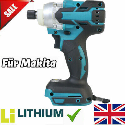 For Makita DTD152Z 18v Lithium Ion Cordless Brushless Impact Driver 1/4''LXT • 29.28£