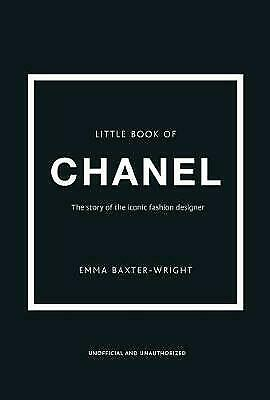 £8.18 • Buy Little Book Of Chanel New Edition Little Book Of Fashion, Baxter-Wright, Emma,