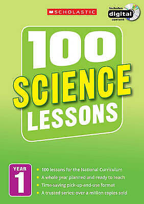 100 Science Lessons: Year 1, Ravenscroft, Gillian,  • 20.13£