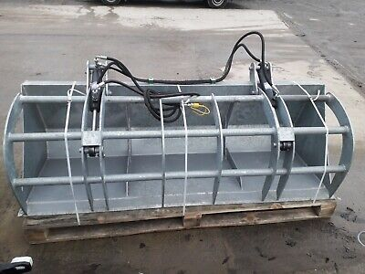 Silage/Muck Grab With Euro Brackets - Fully Galvanized @ £ 1150 + VAT • 1,150£