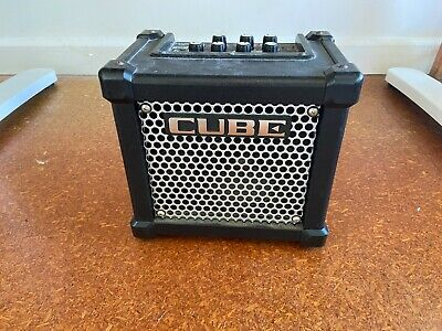 AU150 • Buy Roland Micro Cube GX Guitar Amplifier - Black