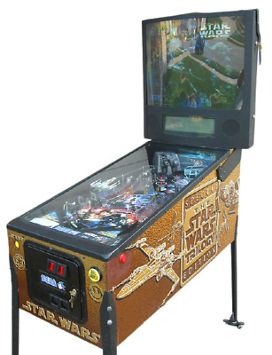 Star Wars Trilogy Pinball Special Edition  • 5,399£