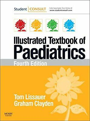 (Good)-Illustrated Textbook Of Paediatrics: With STUDENTCONSULT Online Access (P • 8.05£