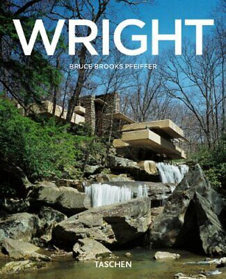 £7.21 • Buy Wright (Taschen Basic Architecture) By Pfeiffer, Bruce Brooks (Paperback)
