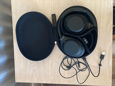 AU360 • Buy Sony Wireless Noise Cancelling Headphone Black (WH-1000XM4)