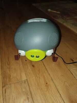 Authentic Angry Birds Little Pig Speaker And IPod Docking Station  • 17.95£