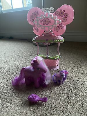 £8.50 • Buy My Little Pony G3 Bundle - Cherry Blossom And  Hot Air Balloon