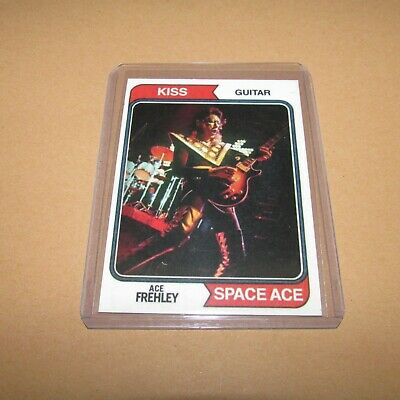 Kiss Ace Frehley Rock Trading Card #53 • 5.89£
