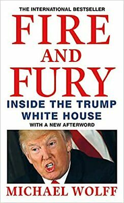 AU45.52 • Buy Fire And Fury Paperback