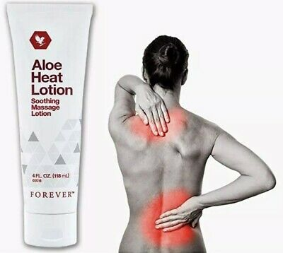 £12.99 • Buy Forever Living Aloe Heat Lotion Soothing Massage Lotion 118ml 100% Authentic F&F