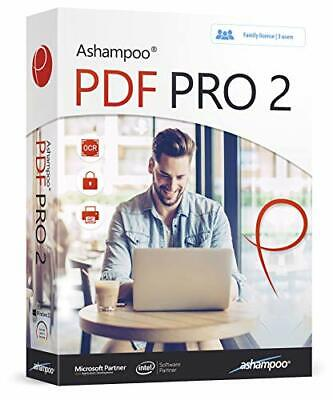 PDF Pro 2 - PDF Editor To Create, Edit, Convert And Merge PDFs - 100% Compatible • 37.69£