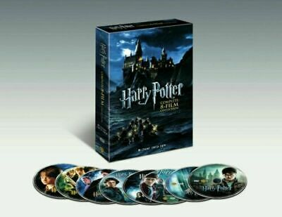 $ CDN25.36 • Buy Harry Potter Complete 8-Film Collection DVD, 2011, 8-Disc Set Brand New & SEALED
