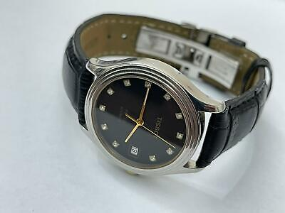 Vintage Tissot PR50 Date Black Dial Automatic Gents Swiss Watch, Perfect • 179.99£