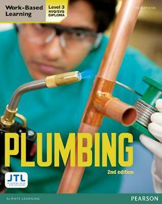 Level 3 NVQ/SVQ Plumbing Candidate Handbook By Jtl Training Jtl (English) Paperb • 49.02£