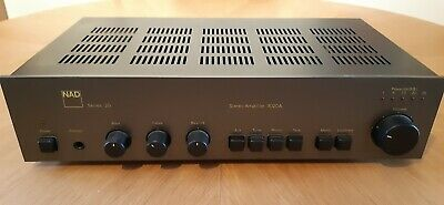 NAD 3020A - Stereo Integrated Amplifier - Works But Selling As Parts • 102£