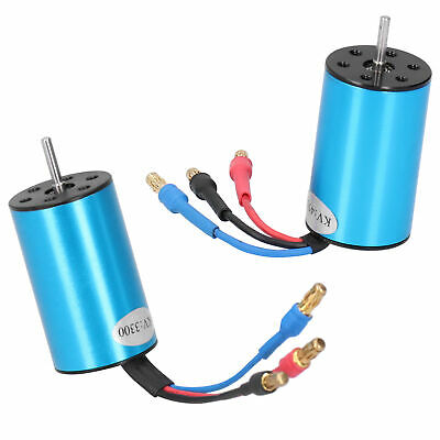 £14.24 • Buy 2440 Brushless Motor Upgrade Parts Accessories For 1/16 1/18 RC Car Boat Model
