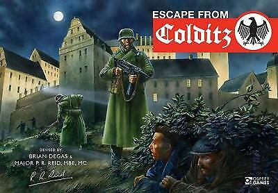Escape From Colditz, Brian Degas,  • 34.46£