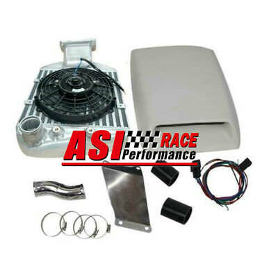 AU599 • Buy Top Mount Intercooler Kit For Toyota 80 100 105 Series Landcruiser 1HZ&1HDT 4.2L
