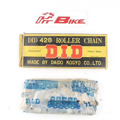 AU44.69 • Buy NOS DID 428 - 100 Links Standard Non O-Ring Daido Roller Chain Made In Japan