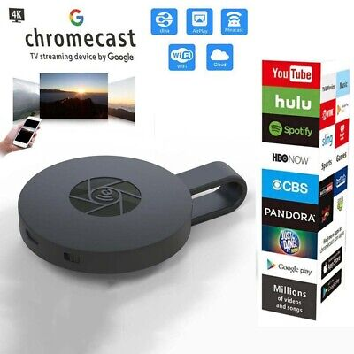 AU24.49 • Buy Wi-Fi Digital HDMI Media Video Streamer Adapter For IOS Android Chromecast