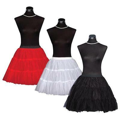 18  Retro Underskirt/Rockabilly Tutu/50s Swing Vintage Petticoat/Fancy Net Skirt • 9.74£