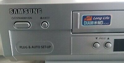 AU89 • Buy Samsung Vhs Video Player With Remote
