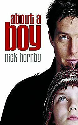 About A Boy, Hornby, Nick, Used; Good Book • 2.19£