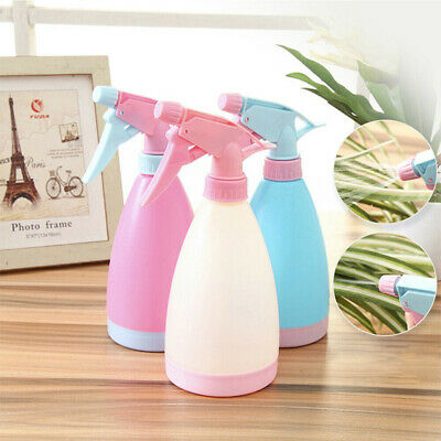 New Plastic Empty Water Spray Bottle Flower Plants Watering Cleaning Garden Tool • 2.99£