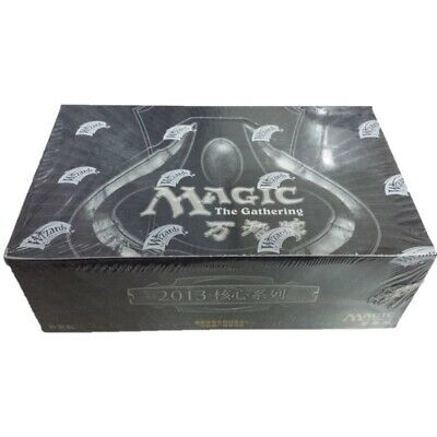 $129.99 • Buy Sealed Simplified Chinese Magic MTG 2013 Core Set M13 Booster Box 36 Packs