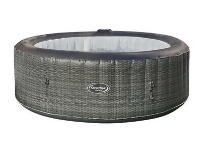 Unboxed CleverSpa Matara 6 Person Inflatable Hot Tub *see Desc, Not Complete* • 265£