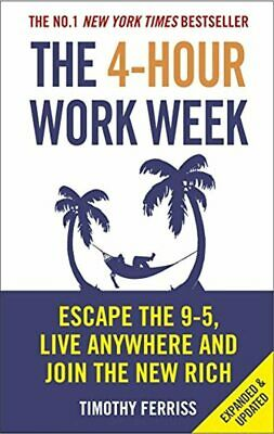 AU29.70 • Buy The 4 Hour Work Week Tim Ferriss Paperback Book Four 9 5 Escape | Free Shipping