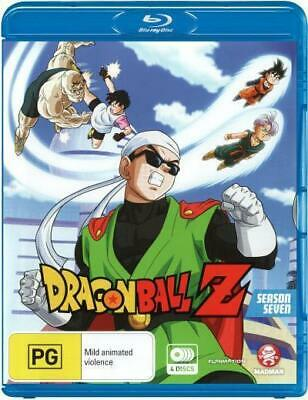 AU49.09 • Buy Dragon Ball Z - Season 7 (Blu-ray)