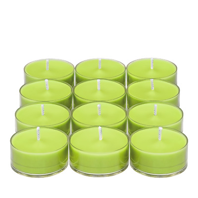 £5.99 • Buy Ikea Sinnlig Tealight Scented Candles, Coloured Fragrance Wax Candles Bloome