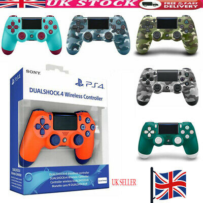 Wireless Controller Bluetooth Gamepad Joystick Console PS4 PlayStation New • 24.99£