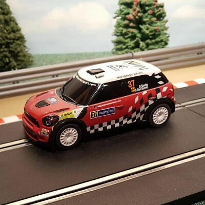 Scalextric 1:32 Car - C3301 Mini Countryman WRC - D Sordo #37 #MS • 19.99£